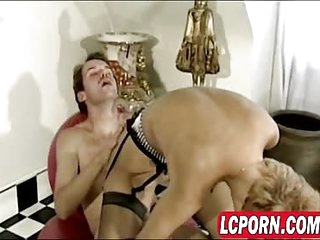 Vintage babes in anal and..