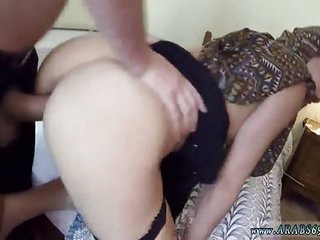 Arab mature anal No Money,..