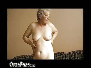 OmaPasS Homemade Grandma Sex..