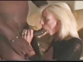 Mature Blonde Gangbang -..