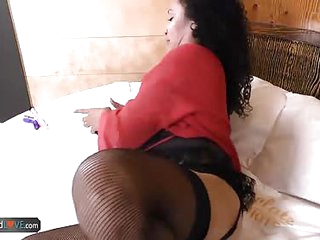 AgedLovE Latina Sharon..