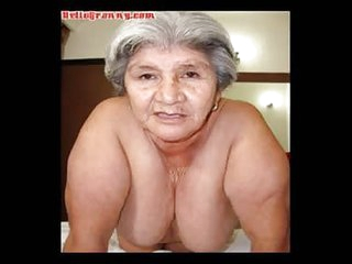 HELLOGRANNY Old nude..