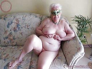 OmaGeiL Amateur Granny Old..
