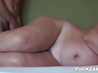 Mature BBW Hairy Pussy..