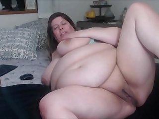 BBW Fat Milf Camgirl..