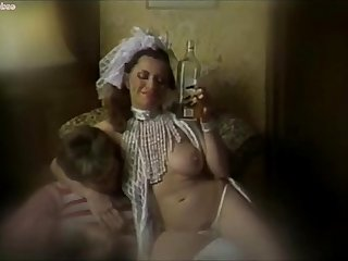 Vintage mom and son TABOO..