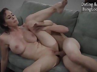 Regan Foxx  Hottest Stepmom..