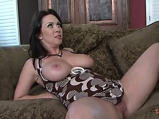 Breasty cougar pussyfucked..