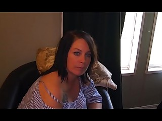 Mom gets horny for her Son..