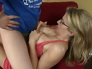 Reluctant Mom Cory Chase..
