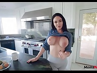 NEEDY MOM FUCKS HER NAUGHTY..