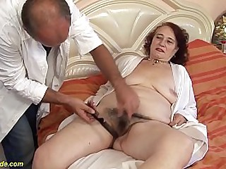 extreme hairy chubby 69..