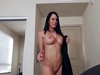 Hot MILF Mom Fucks Son To..