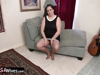 USAWiveS Charlie Fox BBW..