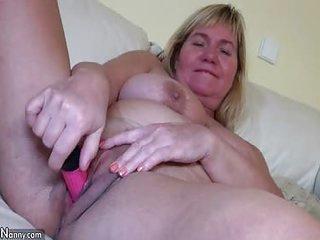 OldNannY Mature Granny..