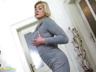 OldNannY Sexy Mature Evi..