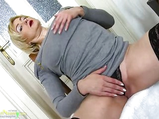 OldNannY Horny Creepy Mature..