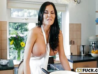 Giant boobs mature Jasmine..