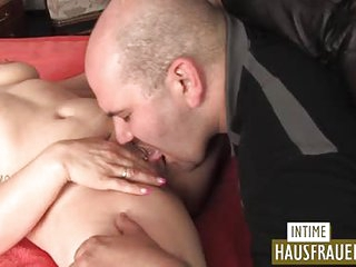 German mature gets fucked by..