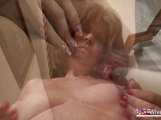 Compilation of horny mature..