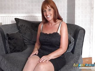 EuropeMature Hot Mature lady..
