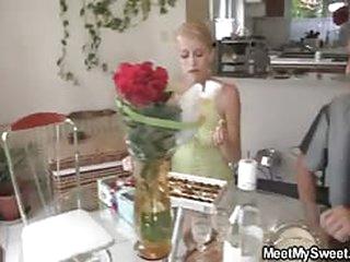 Blonde teen girlfriend for..